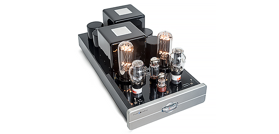 CAD-211FE vacuum tube amplifier