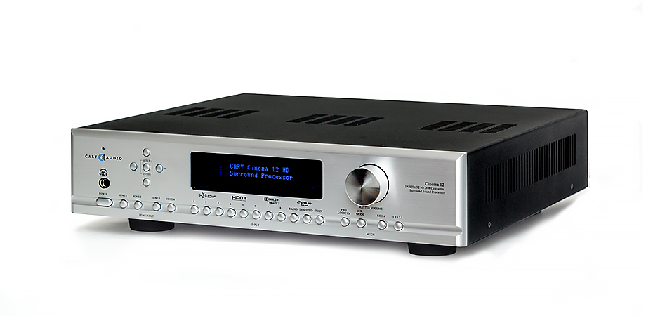 Cinema 12 Preamplifier/Surround Processor
