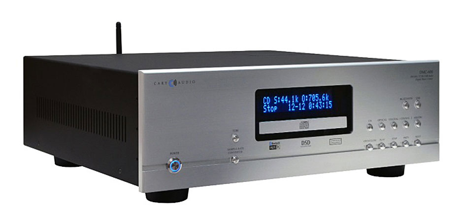 DMC-600 Digital Music Center