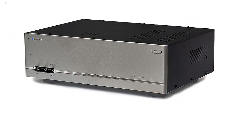 PH-302 MkII Phono Preamplifier