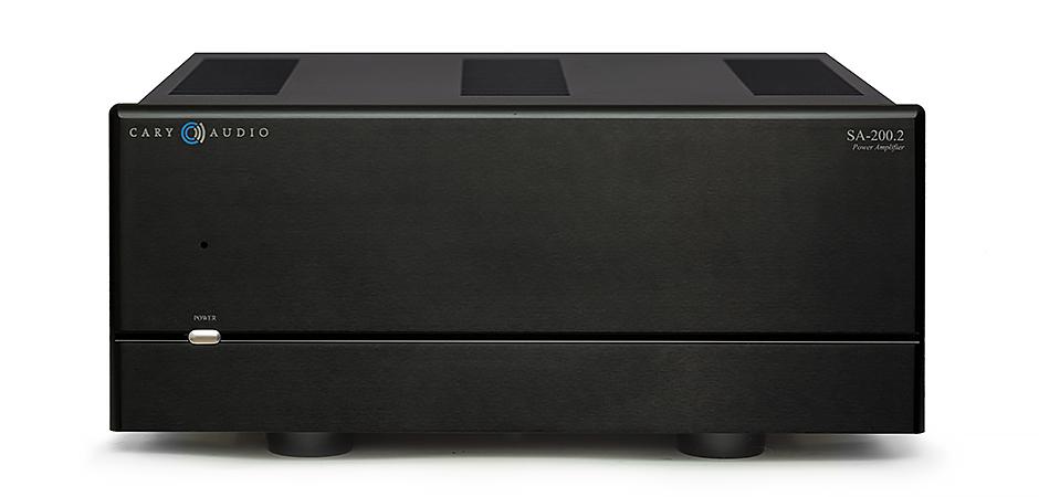 SA-200.2 Amplifier | Cary Audio