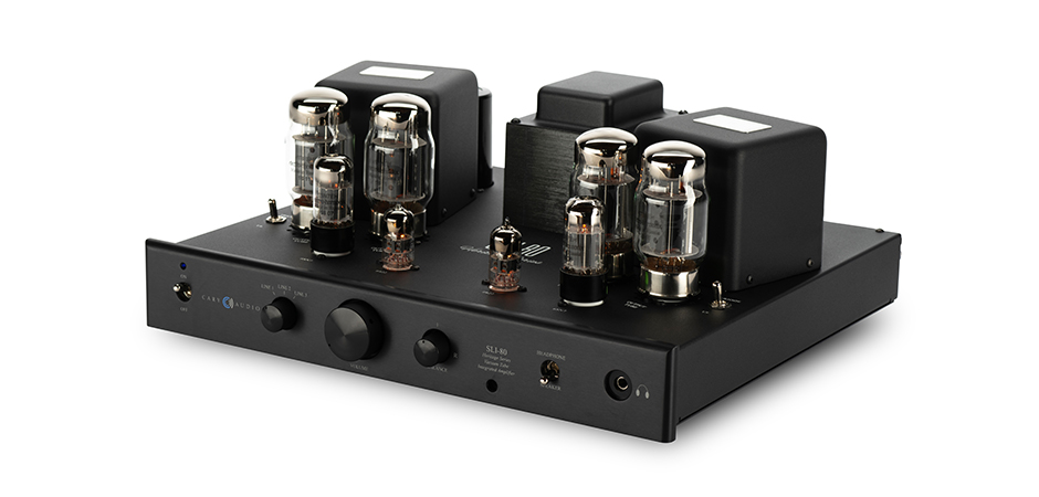 SLI-80HS Integrated Amplifier