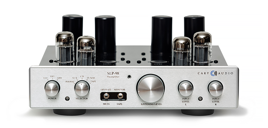 SLP-98 Preamplifier with Phono Stage (SLP-98L & SLP-98P)