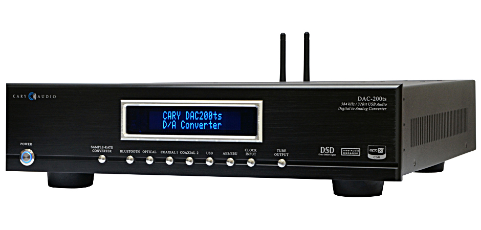 DAC-200ts Digital to Analog Converter