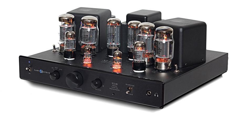 SLI-80 Integrated Amplifier