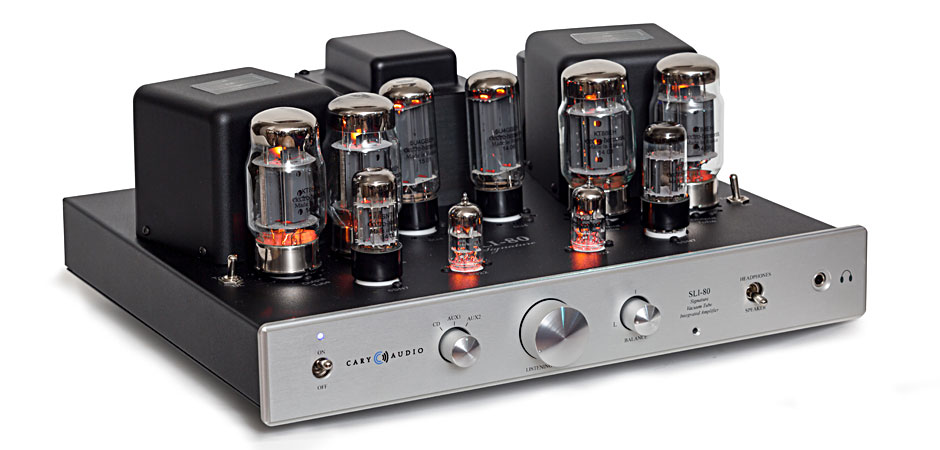 SLI-80 Integrated Amplifier