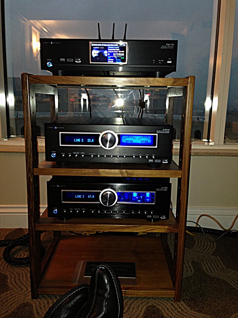 stereophile | Cary Audio