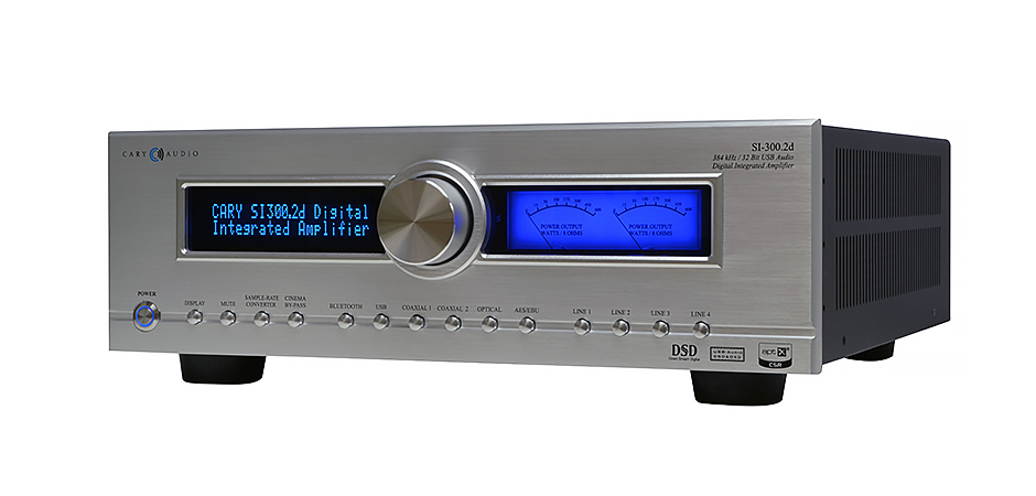 SI-300.2d Integrated Amplifier