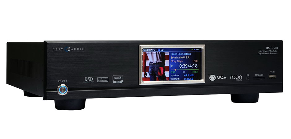 DMS-500 Network Audio Player | Cary Audio Europe