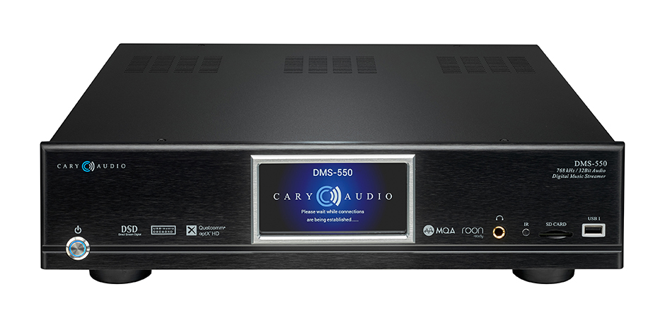 DMS-550 Network Audio Player