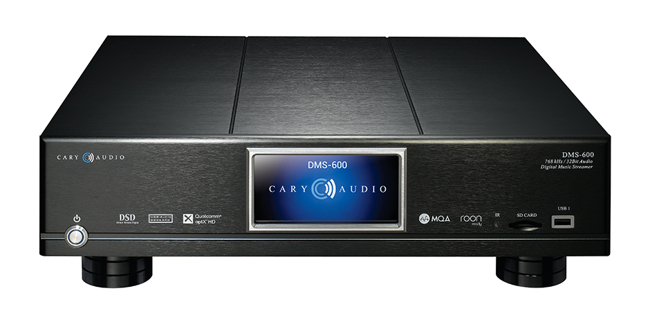 DMS-600 Network Audio Player | Cary Audio