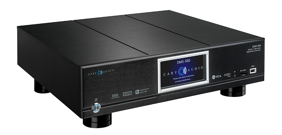 DMS-600 Network Audio Player