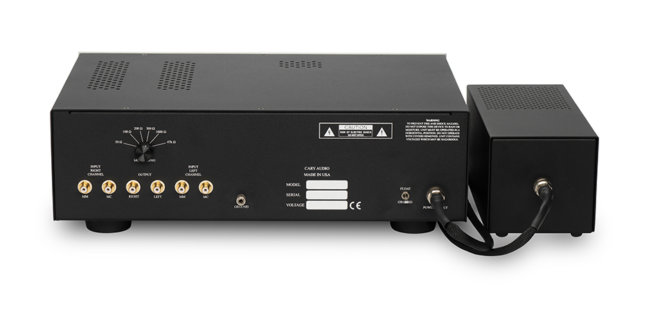 Vt 500 Phono Preamplifier Cary Audio