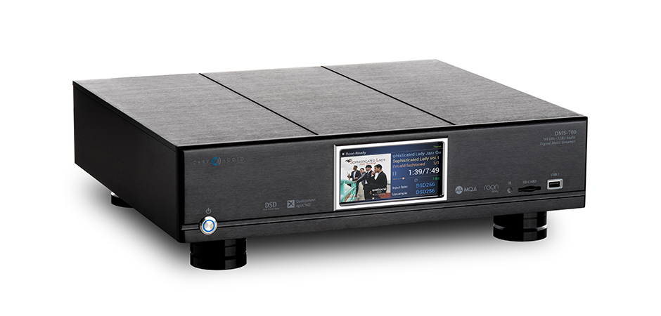 DMS-700 Network Audio Player